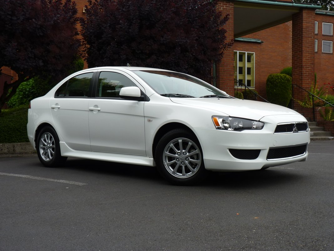 Used Cars Boston >> 2012 Mitsubishi Lancer SE AWD: Driven