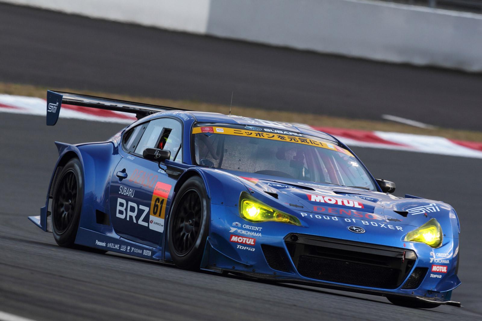 Subaru Outlines 2013 Motorsport Activities