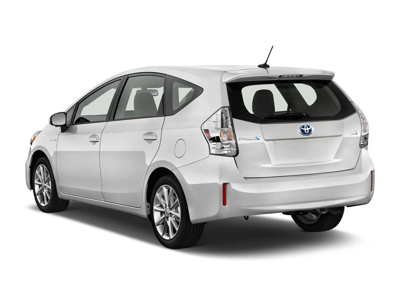 Prius For Sale Atlanta >> 2013 Toyota Prius V Review, Ratings, Specs, Prices, and Photos - The Car Connection