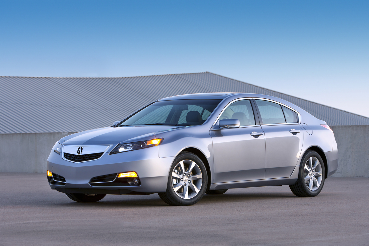 2013 acura tl gas mileage the car connection. Black Bedroom Furniture Sets. Home Design Ideas