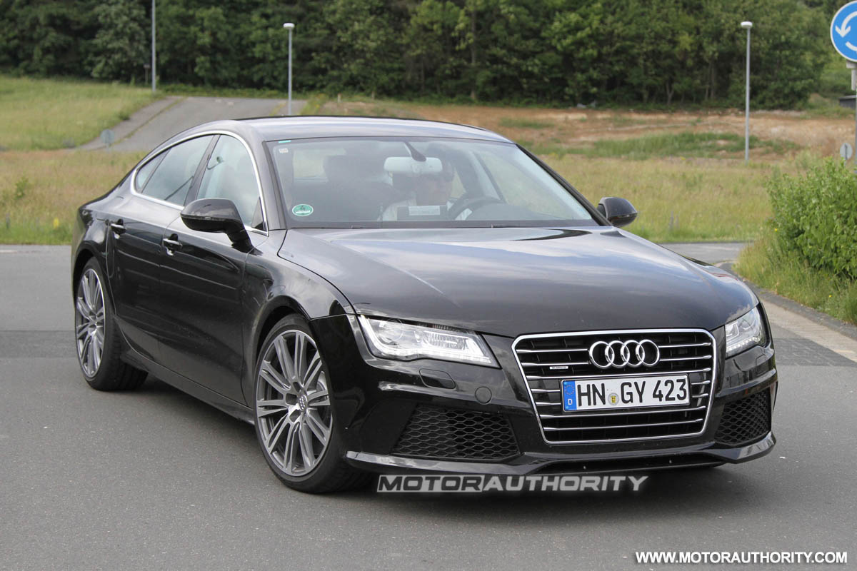 audi s6 s7 s8 and rs6 specs break cover. Black Bedroom Furniture Sets. Home Design Ideas