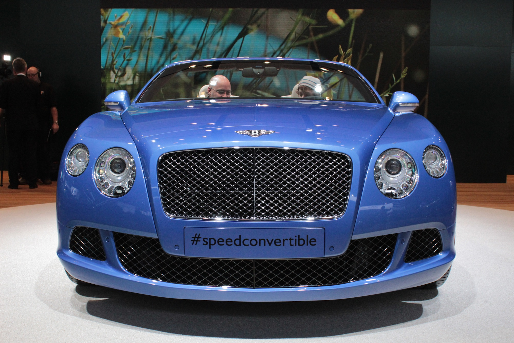2013 bentley continental gt speed convertible video preview vanachro Choice Image