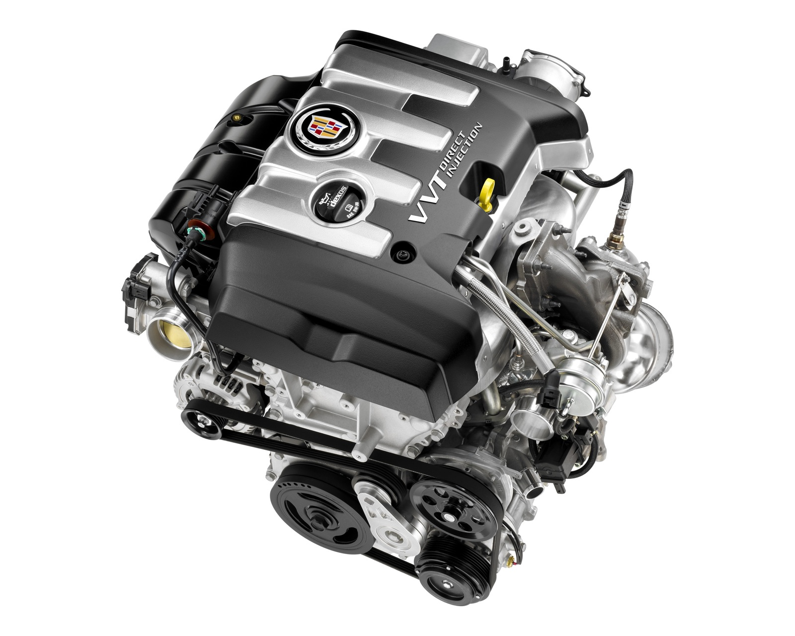 2013 Cadillac ATS To Get 270 HP Turbocharged Four-Cylinder