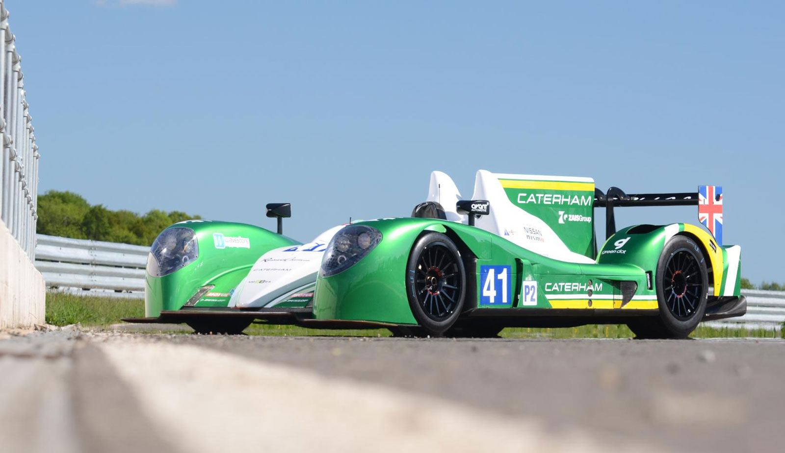 Caterham Confirms 2013 Entry For 24 Hour Of Le Mans