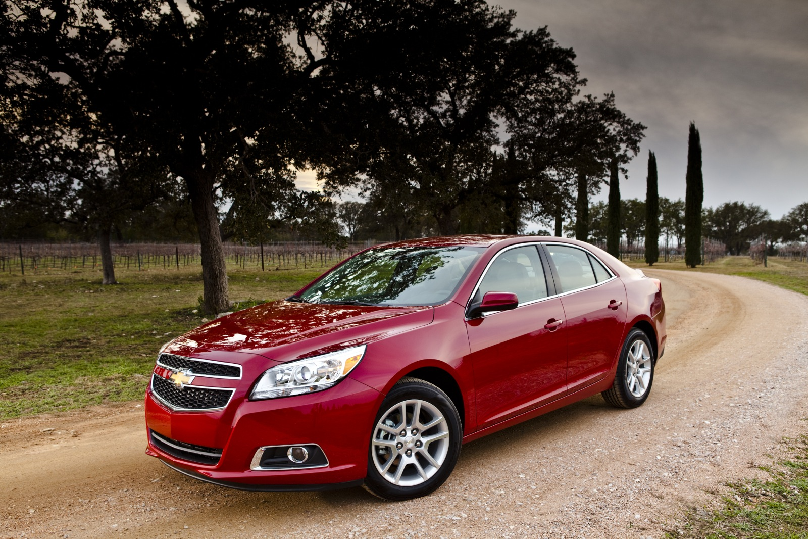 2013 Chevrolet Malibu Chevy Gas Mileage The Car Connection