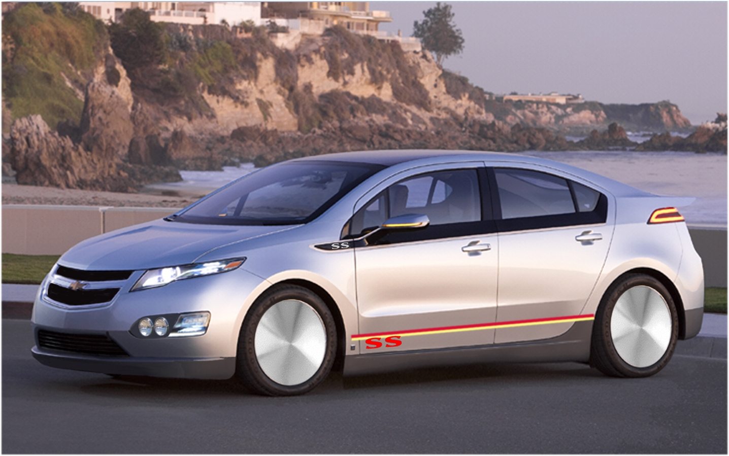 Chevy Ss Pickup >> Chevy Volt Beats Nissan LEAF and Tesla Roadster Using MPGe