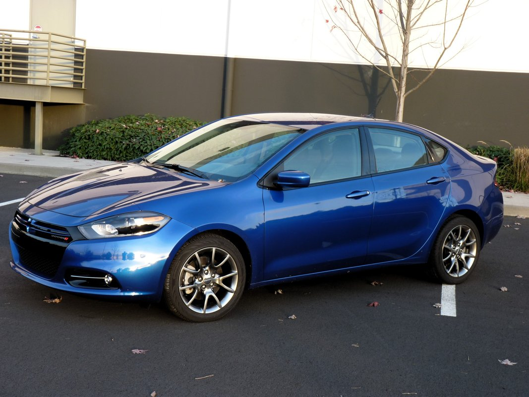 2014 Dodge Dart Boston >> 2013 Dodge Dart Gas Mileage - The Car Connection