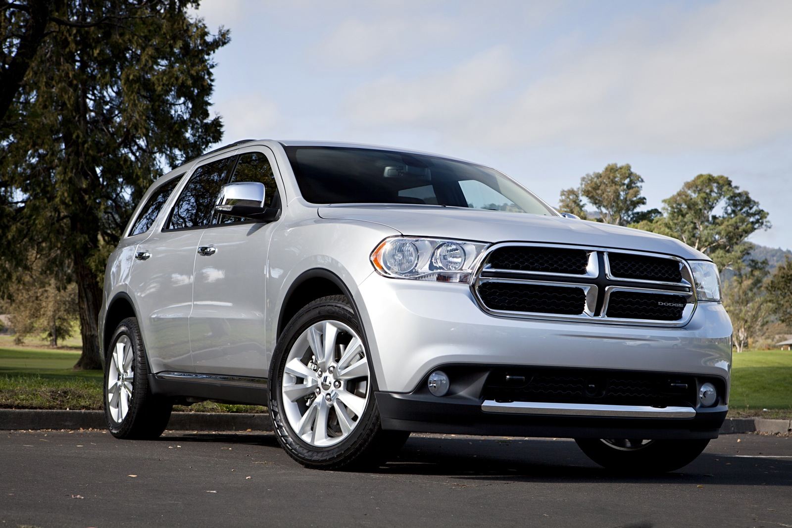 2013 Dodge Durango Review Ratings Specs Prices And Photos The Car Connection