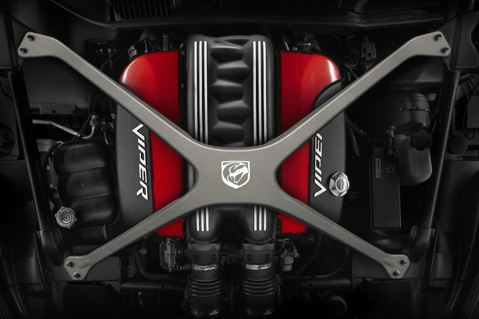 Mopar Announces New Performance Range For The 2013 Srt Viper