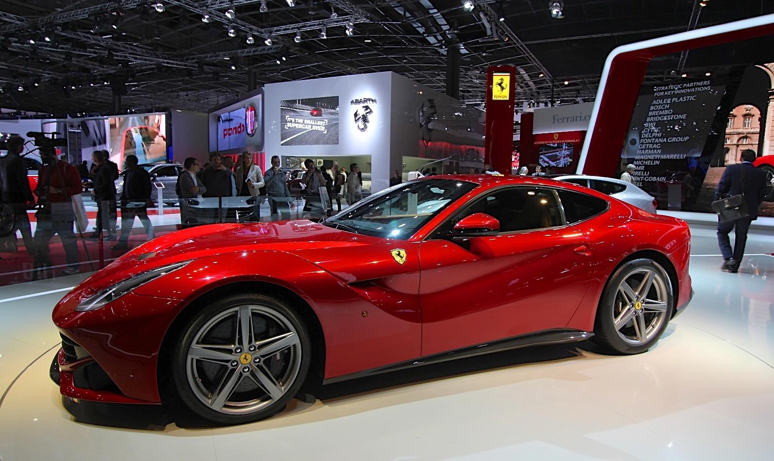 2013 Ferrari F12 Berlinetta Review, Ratings, Specs, Prices ...