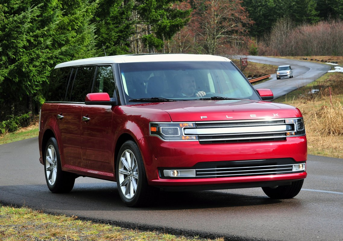 2013 ford flex first drive. Black Bedroom Furniture Sets. Home Design Ideas