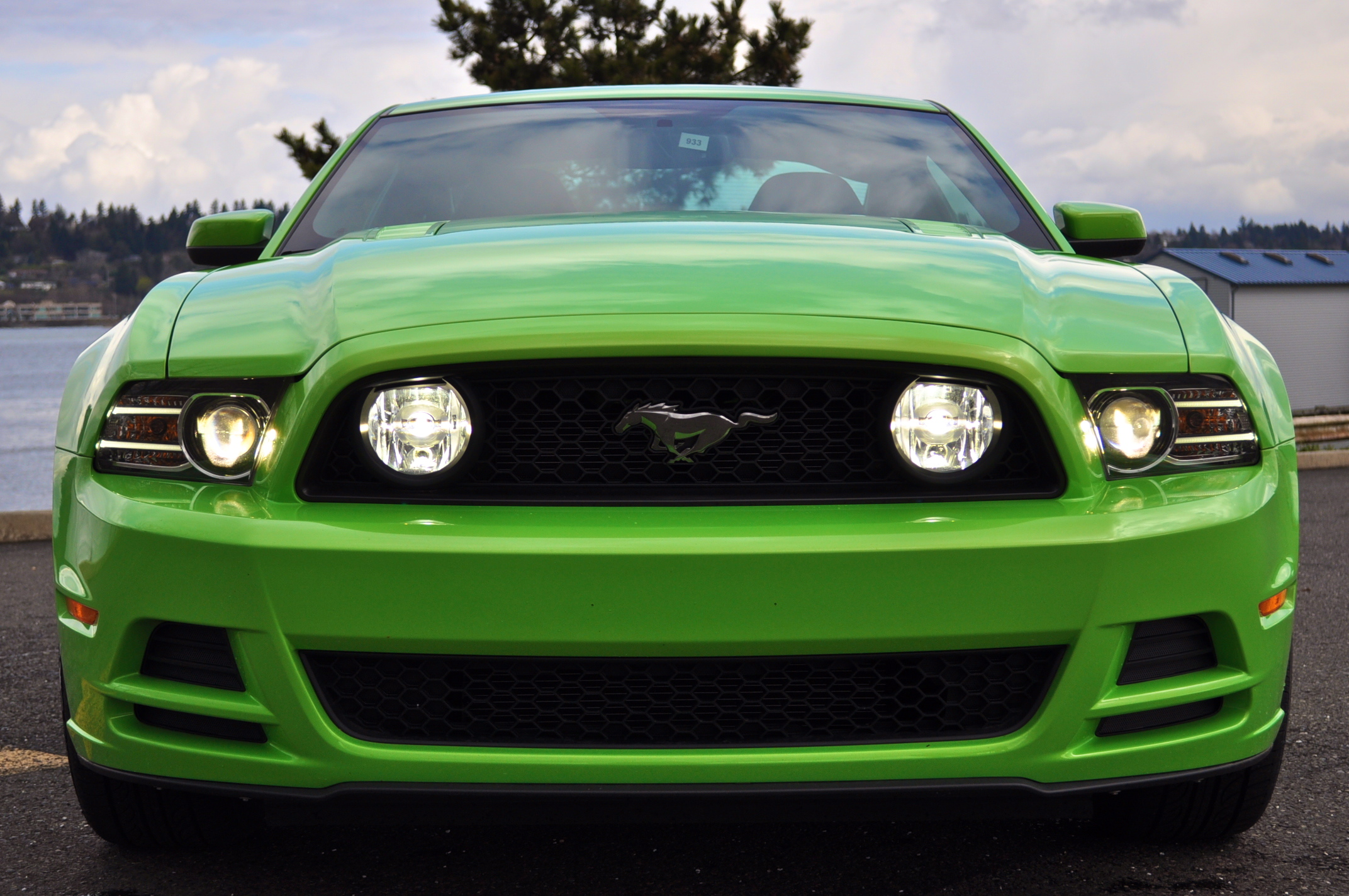 Ford Mustang Is The Most Popular Car Bought On Ebay In 2012