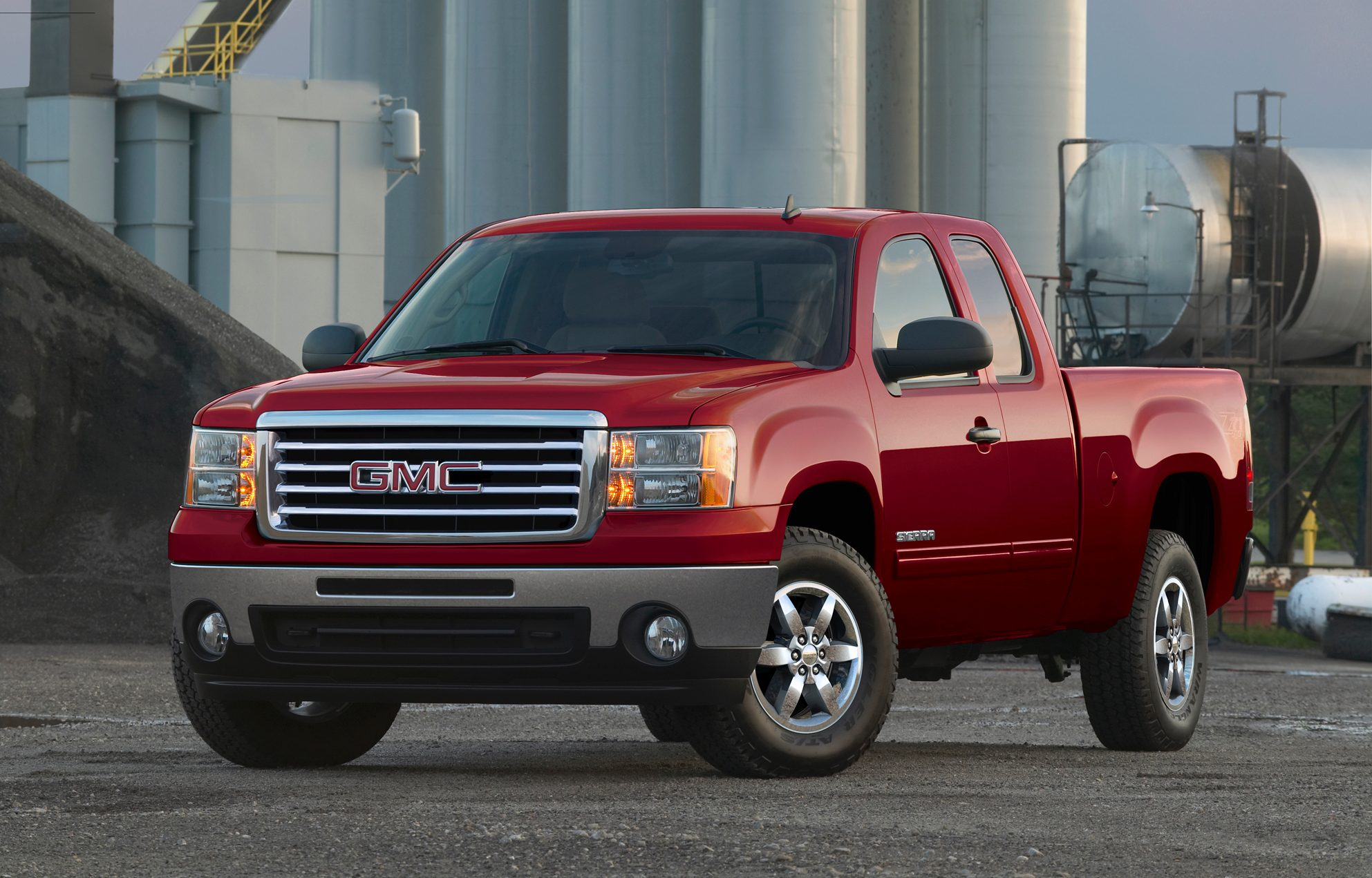 Colorado Springs Dodge >> 2013 GMC Sierra 1500 Review, Ratings, Specs, Prices, and Photos - The Car Connection