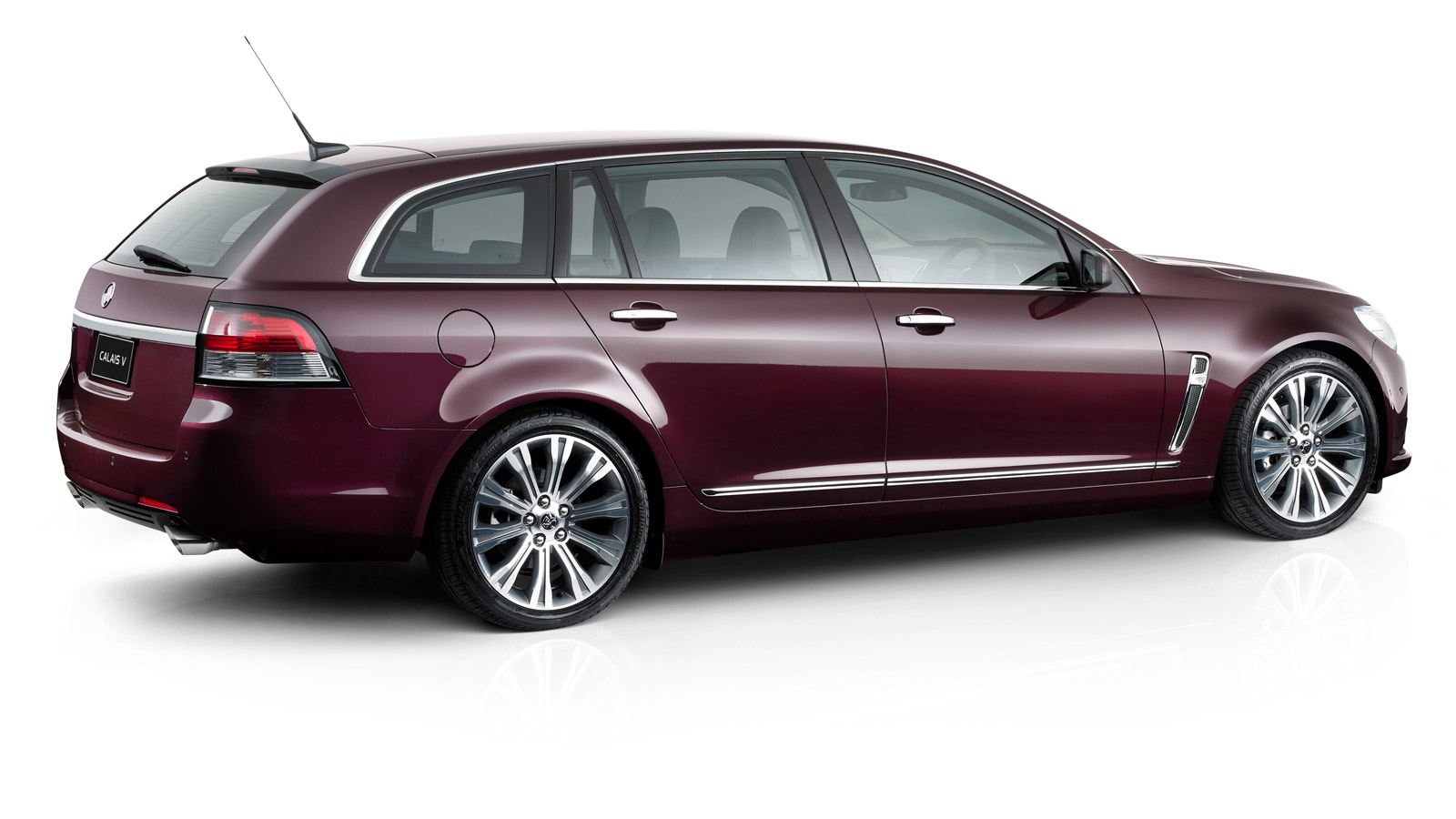 Vf Holden Commodore Ute And Sportwagon Revealed Us Sales