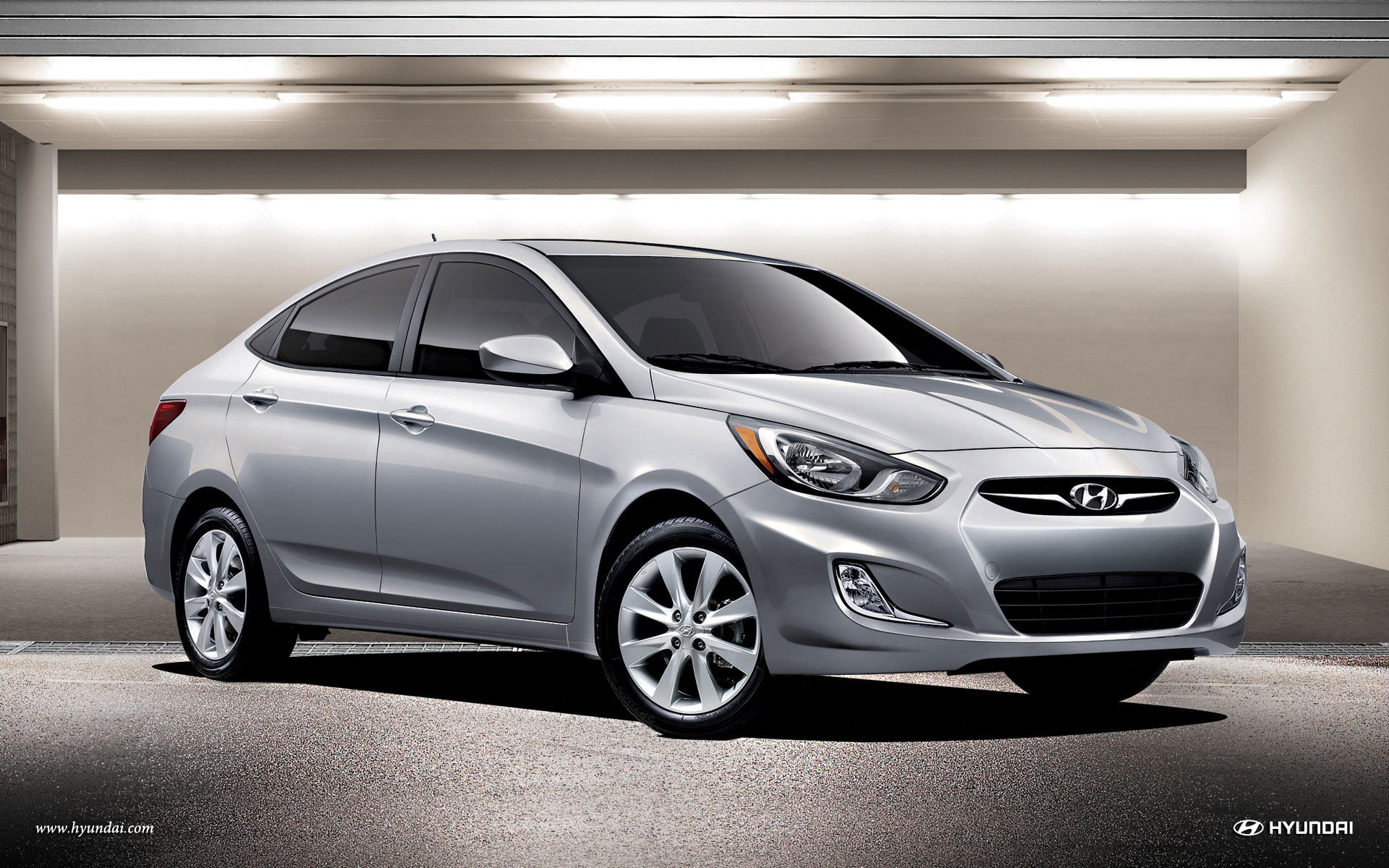 2013 hyundai accent review ratings specs prices and photos the car connection. Black Bedroom Furniture Sets. Home Design Ideas