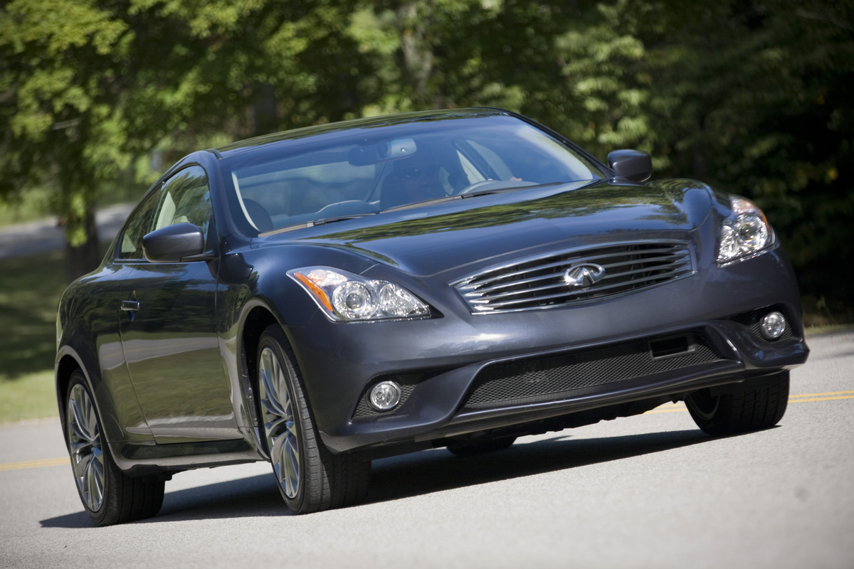 new and used infiniti g37 coupe prices photos reviews specs the car connection. Black Bedroom Furniture Sets. Home Design Ideas