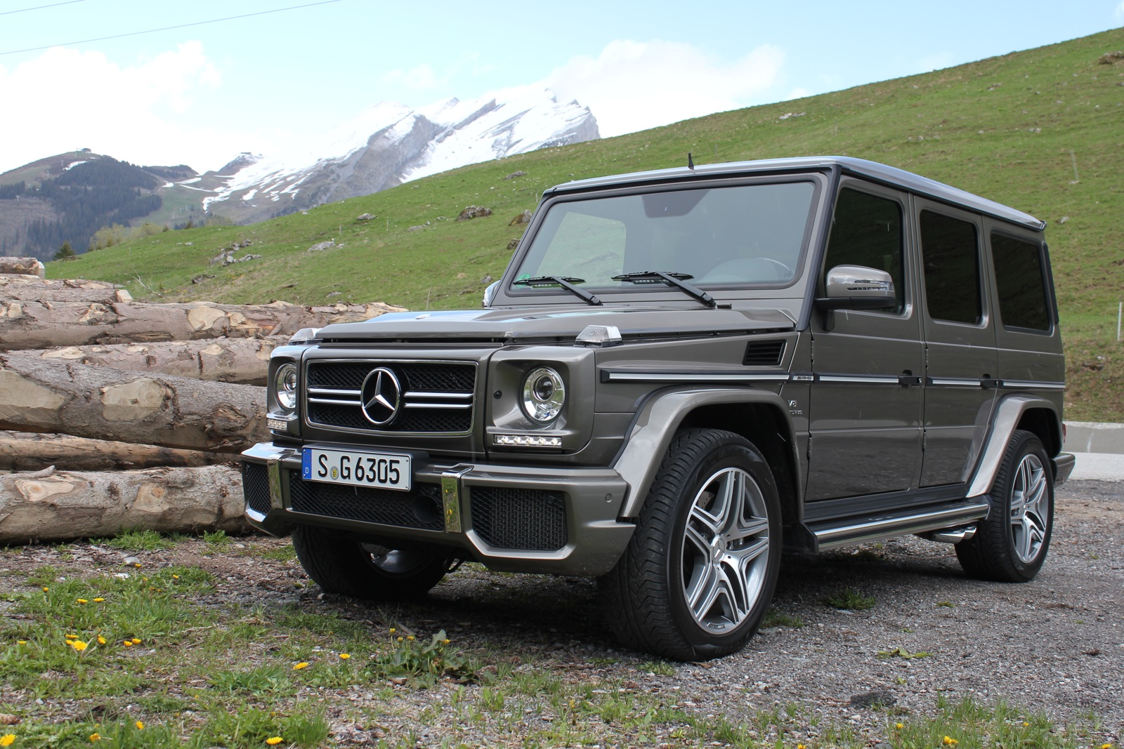 mercedes-benz g-class to live through 2015--and beyond?