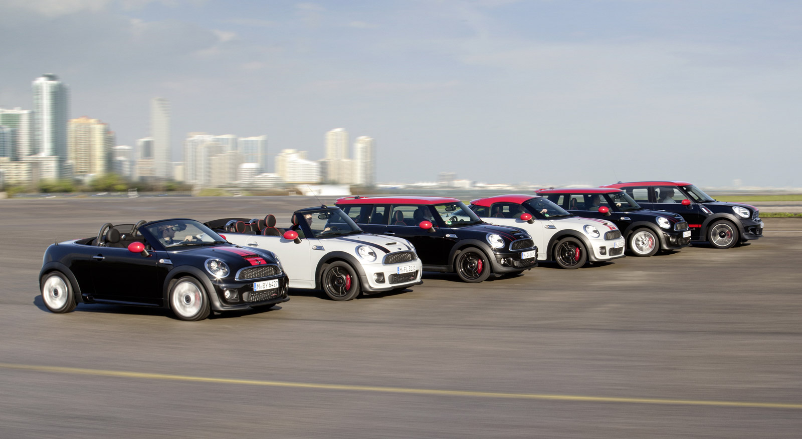 Mini S John Cooper Works Lineup Gets New Engine For 2013