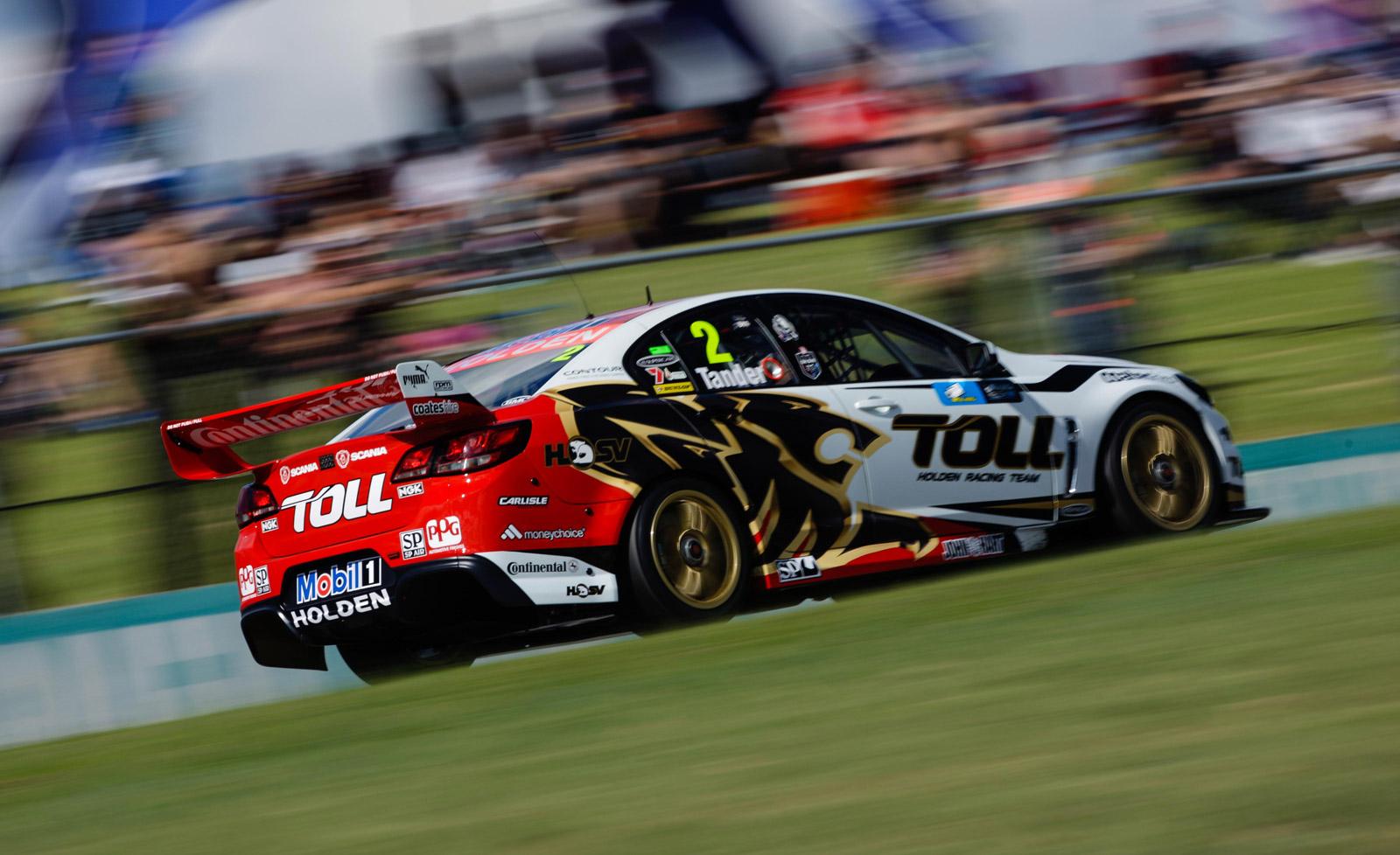 Aussie V8 Supercars Touches Down In Texas This Week