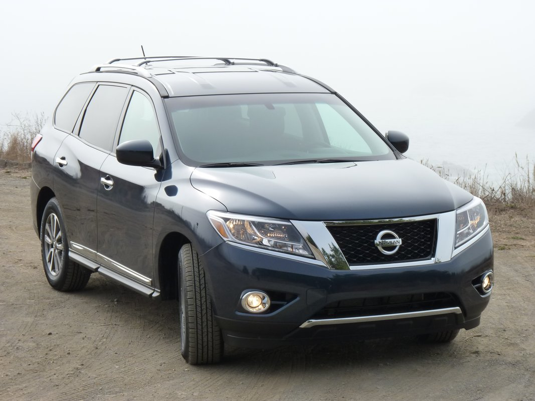 2013 nissan pathfinder styling review the car connection vanachro Gallery