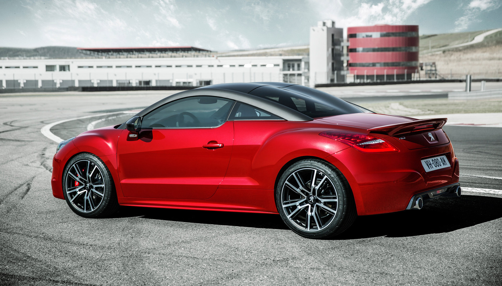 peugeot rules out second generation rcz. Black Bedroom Furniture Sets. Home Design Ideas