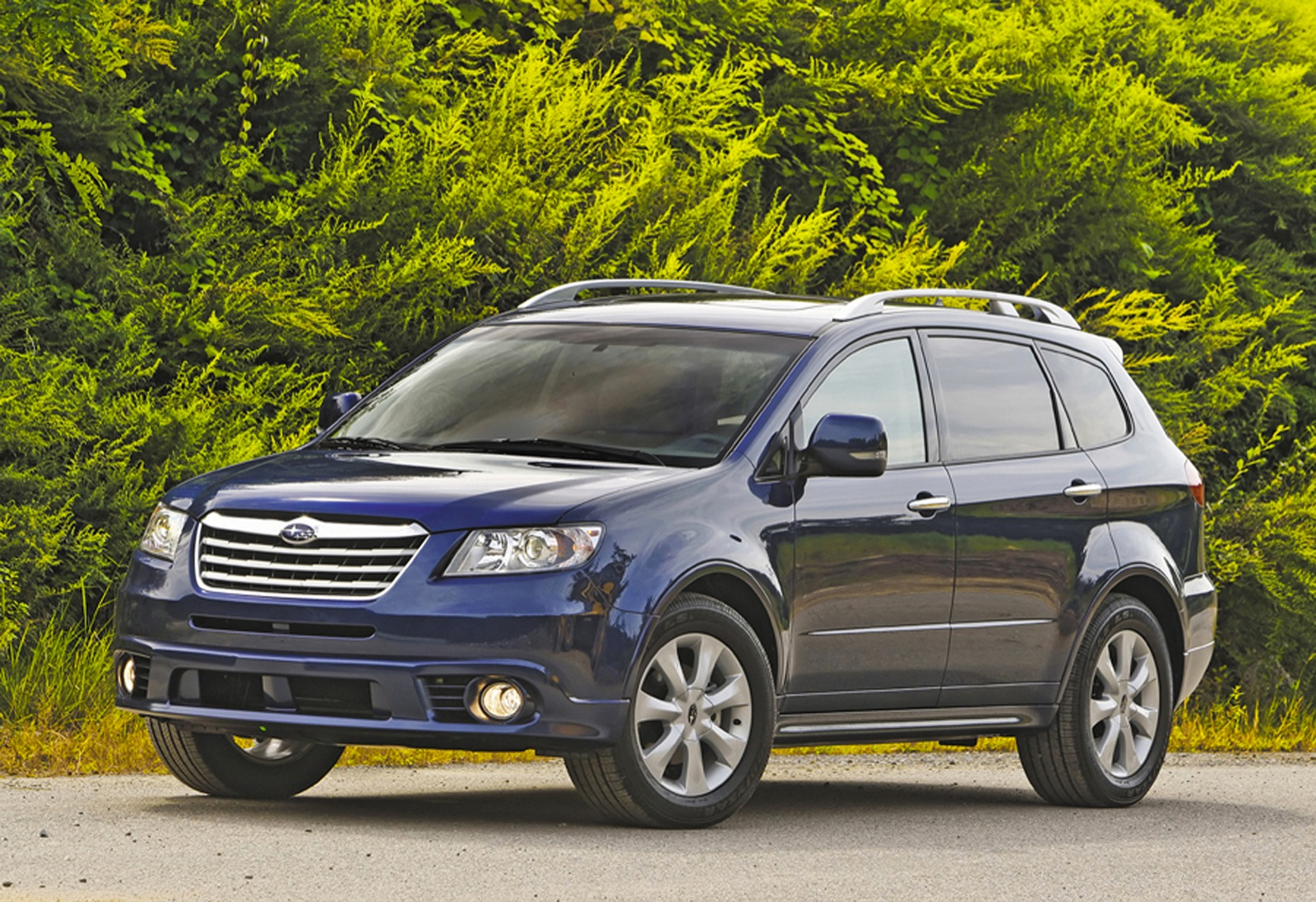 2013 subaru tribeca gas mileage the car connection vanachro Images