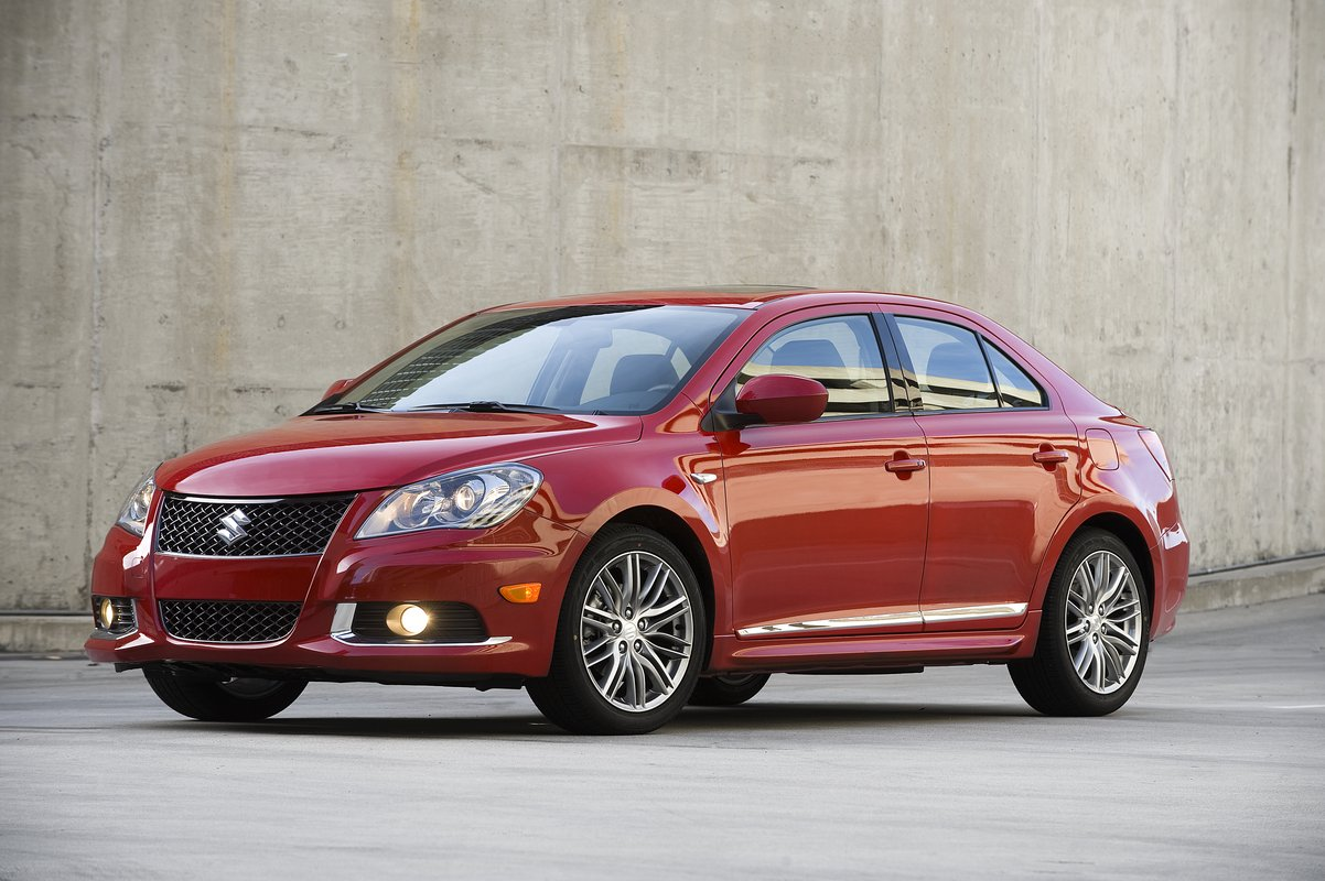 2013 Suzuki Kizashi Review Ratings Specs Prices And