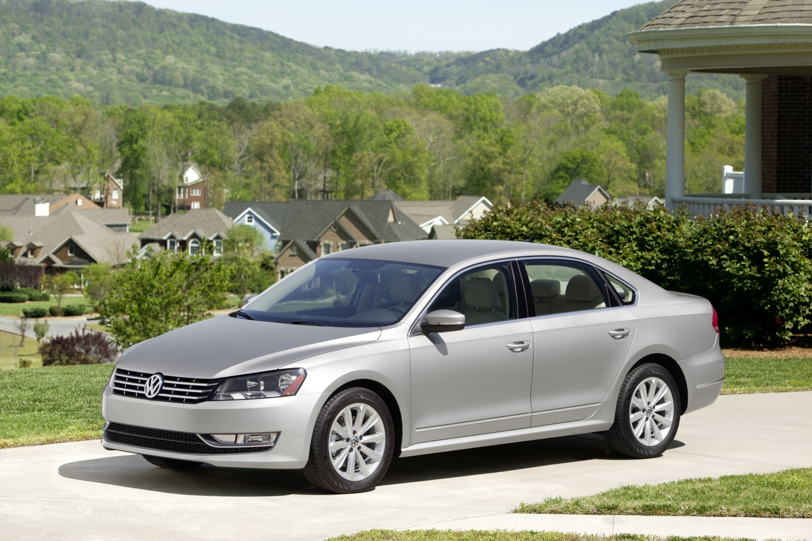 2013 volkswagen passat vw review ratings specs prices and photos the car connection. Black Bedroom Furniture Sets. Home Design Ideas