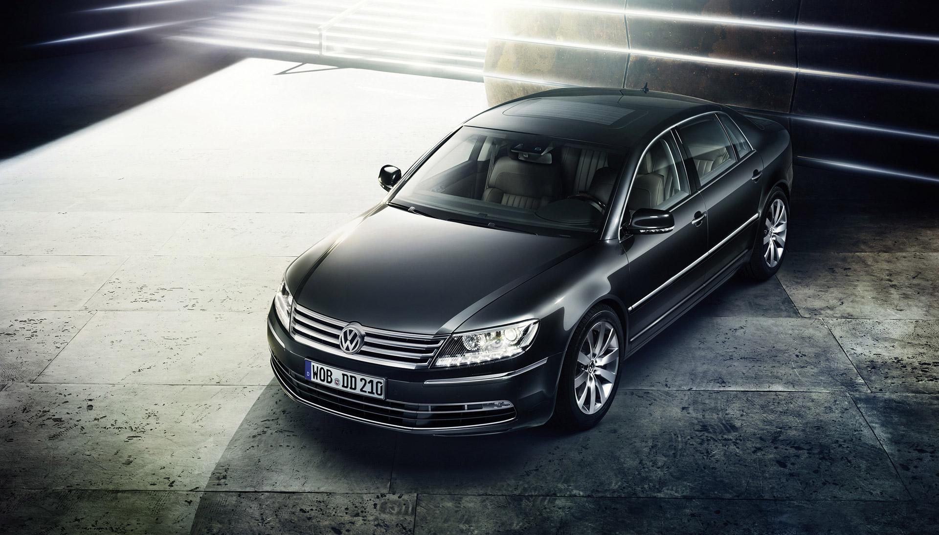 Nissan Frontier Pro 4X >> New Volkswagen Phaeton Delayed Again?