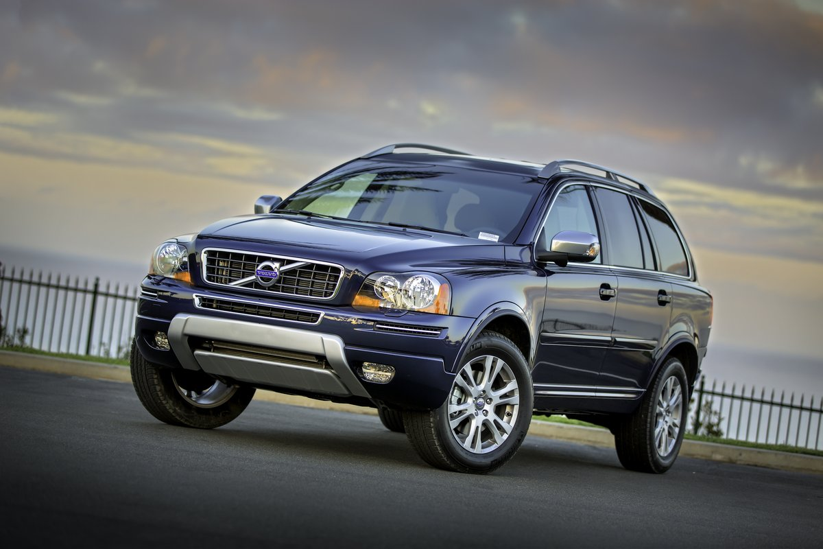 2013 volvo xc90 gas mileage - the car connection