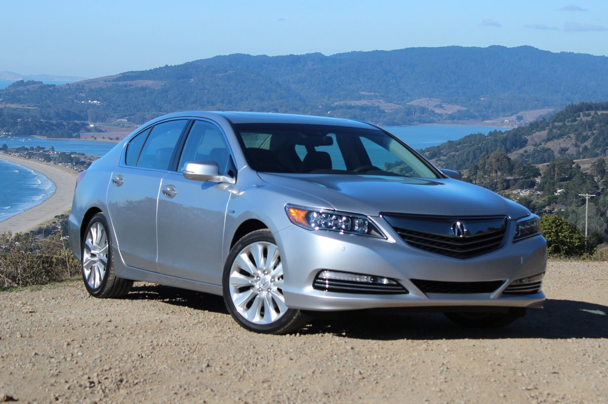 2014 Acura Rlx Sport Hybrid First Drive Review
