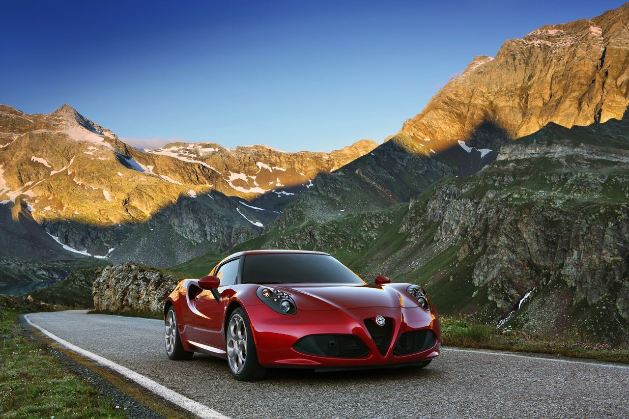 2014 Alfa Romeo 4c May Come To Maserati Dealers After All