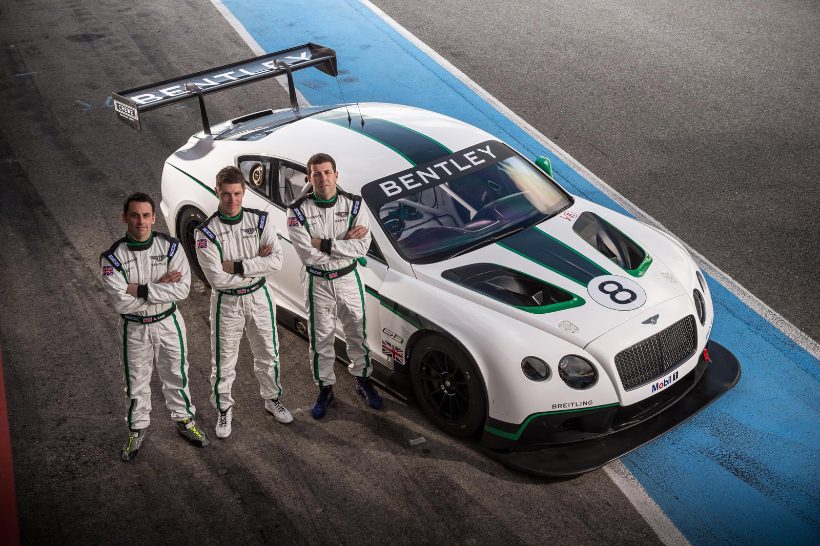 Cars For Sale Los Angeles >> Bentley Names Driver Lineup For Its GT3 Motorsport Comeback