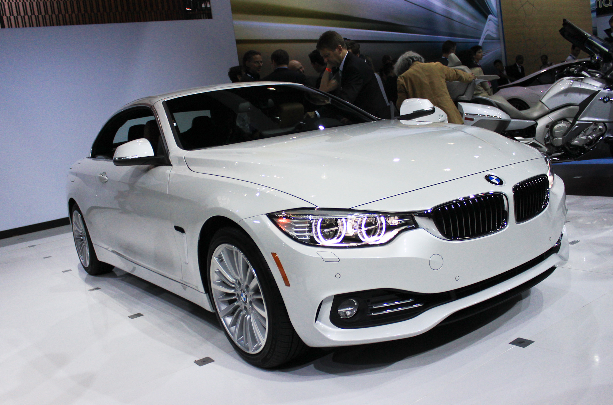2014 BMW 4 Series Convertible $49 675 Gets You 3 1 In The