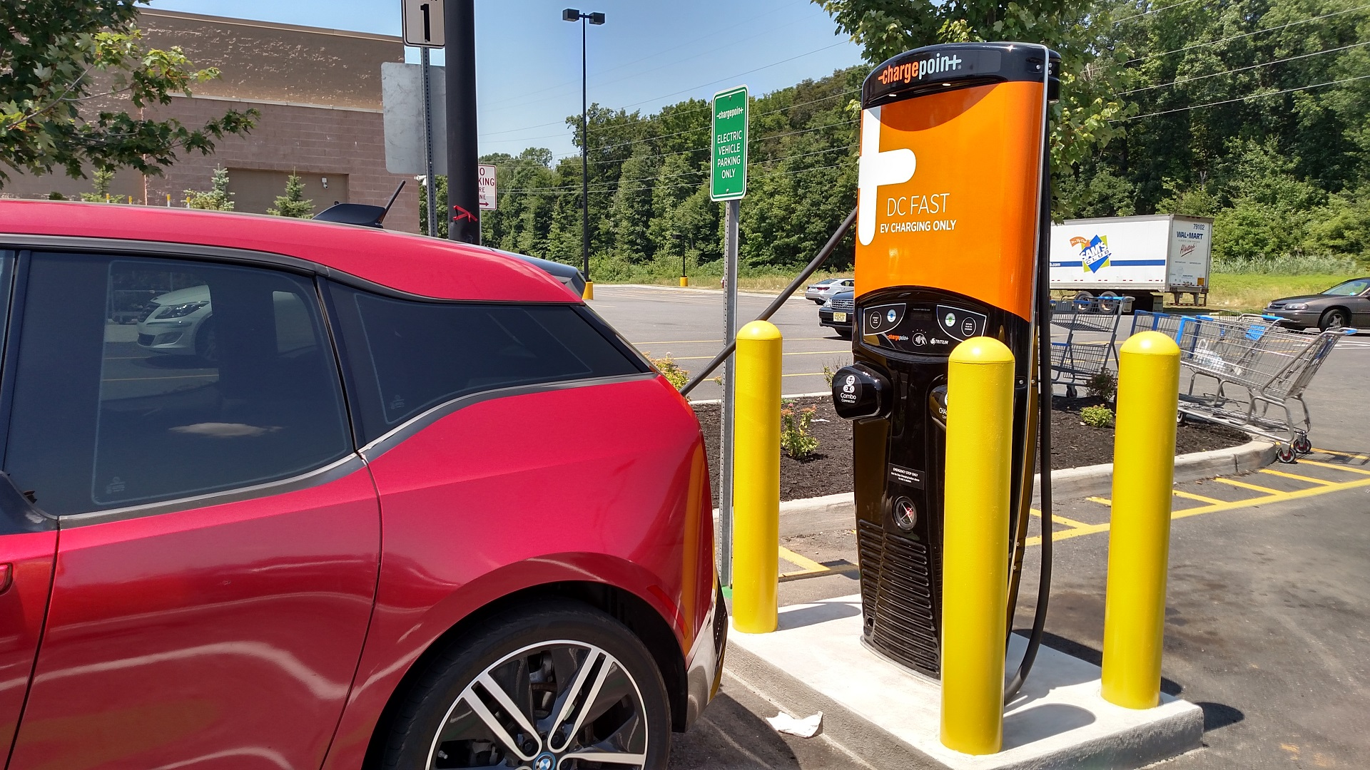 Chargepoint Adds Wait List Feature For Electric Car Charging Stations