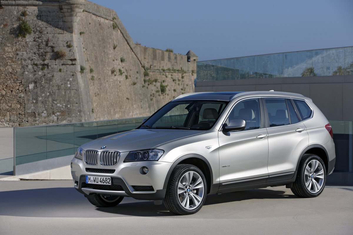 2014 bmw x3 performance review the car connection. Black Bedroom Furniture Sets. Home Design Ideas