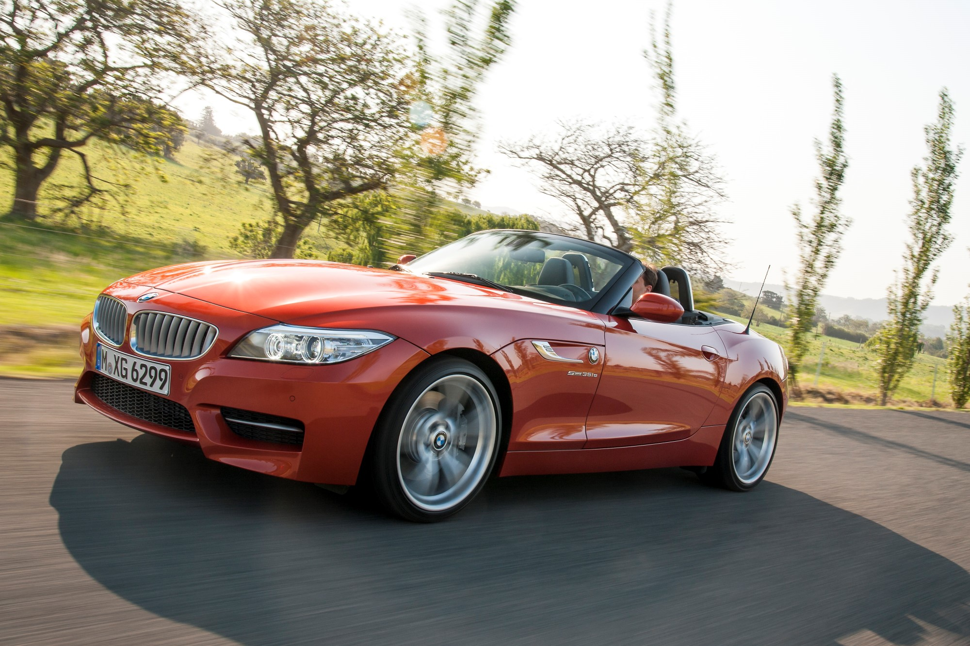 2014 Bmw Z4 Preview Fresh Looks More Connecteddrive