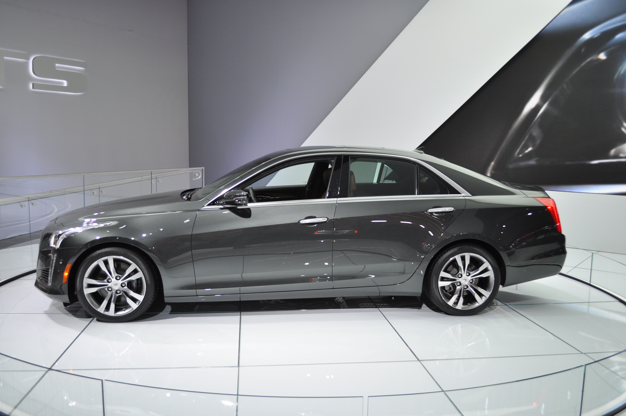 2014 cadillac cts review ratings specs prices and photos the car connection. Black Bedroom Furniture Sets. Home Design Ideas