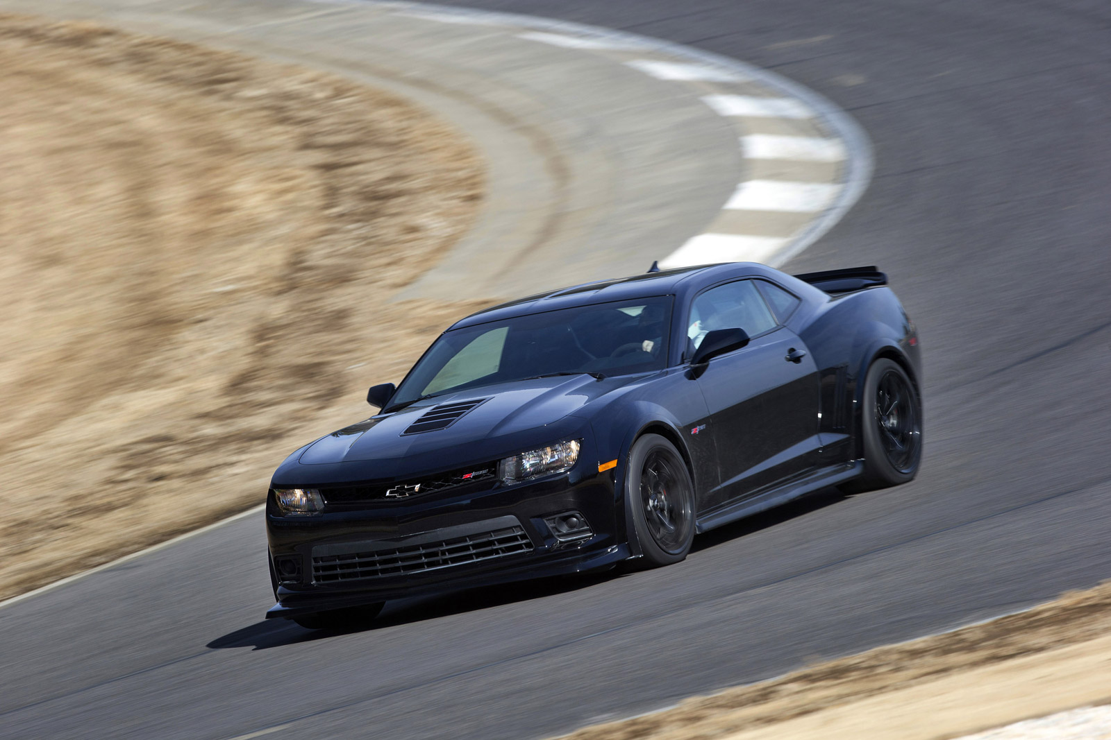 Callaway Adds Supercharger To 2014 Chevy Camaro Z/28