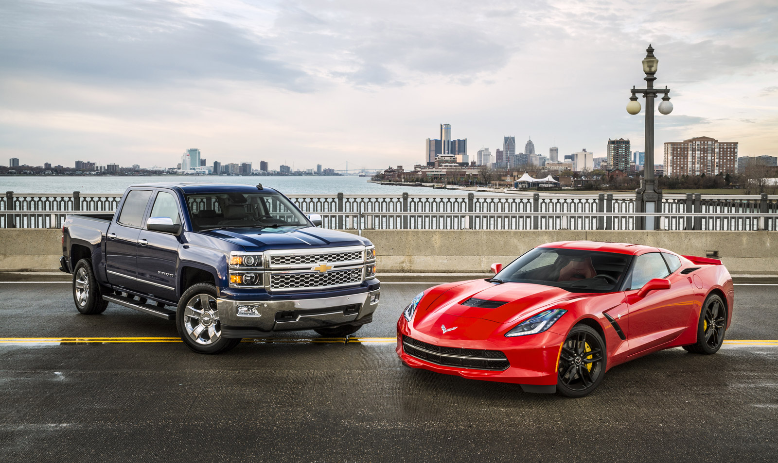 Chevy Corvette Stingray And Silverado Named North American ...