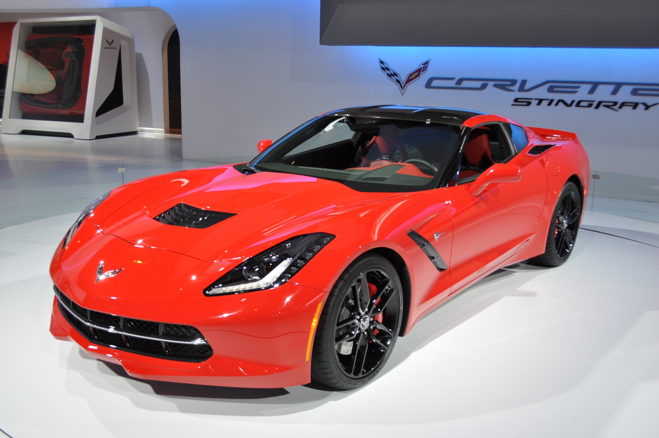 chevrolet corvette zr1 2014