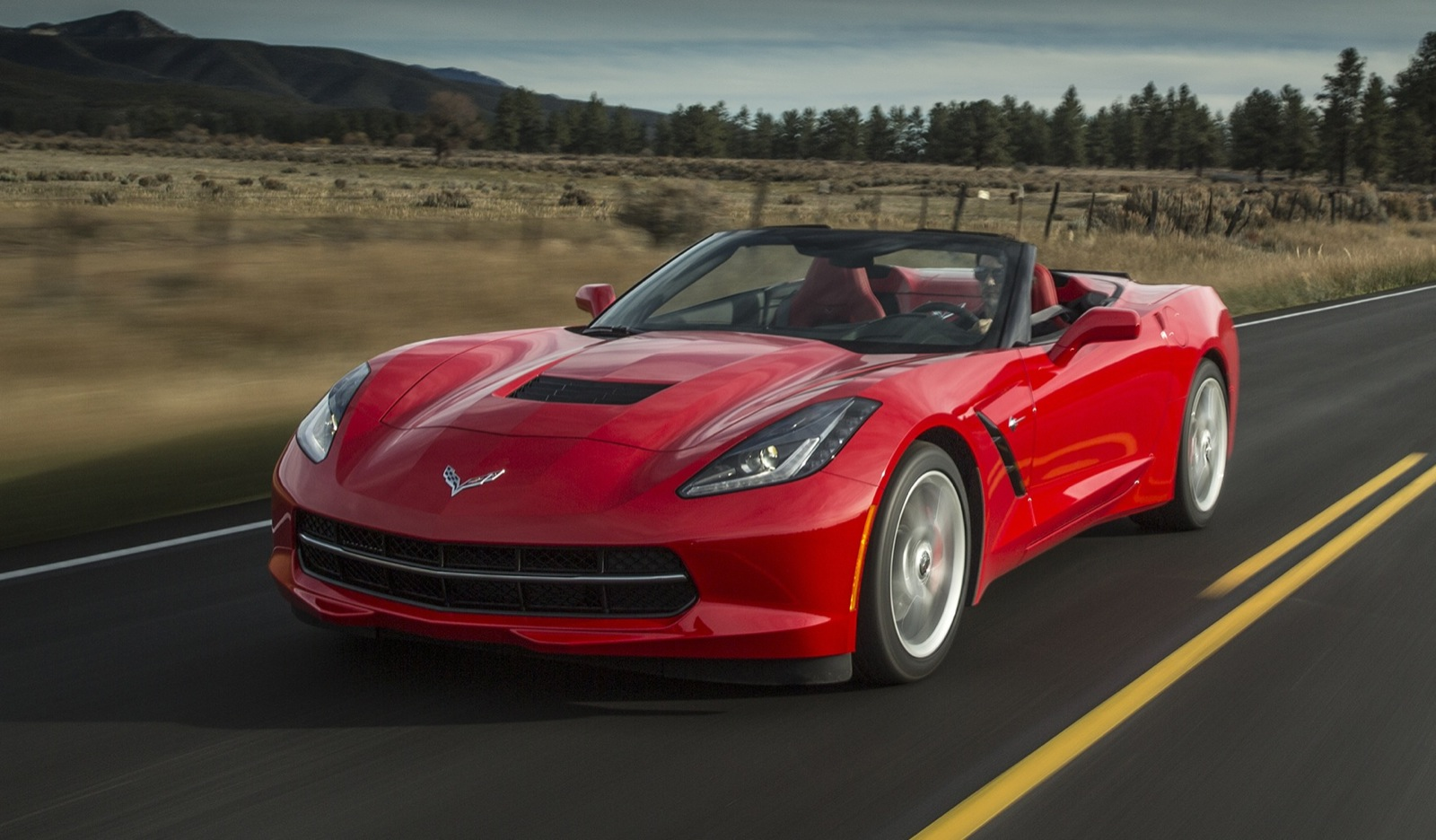2014 chevrolet corvette chevy review ratings specs prices and photos the car connection. Black Bedroom Furniture Sets. Home Design Ideas