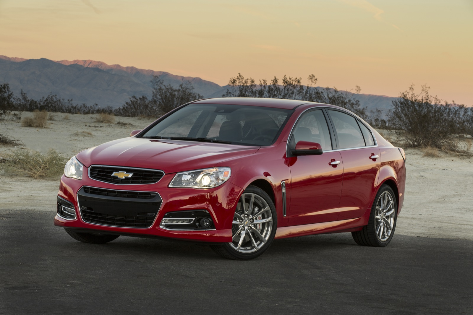 2015 Chevrolet Caprice Pictures including Interior and Exterior ...