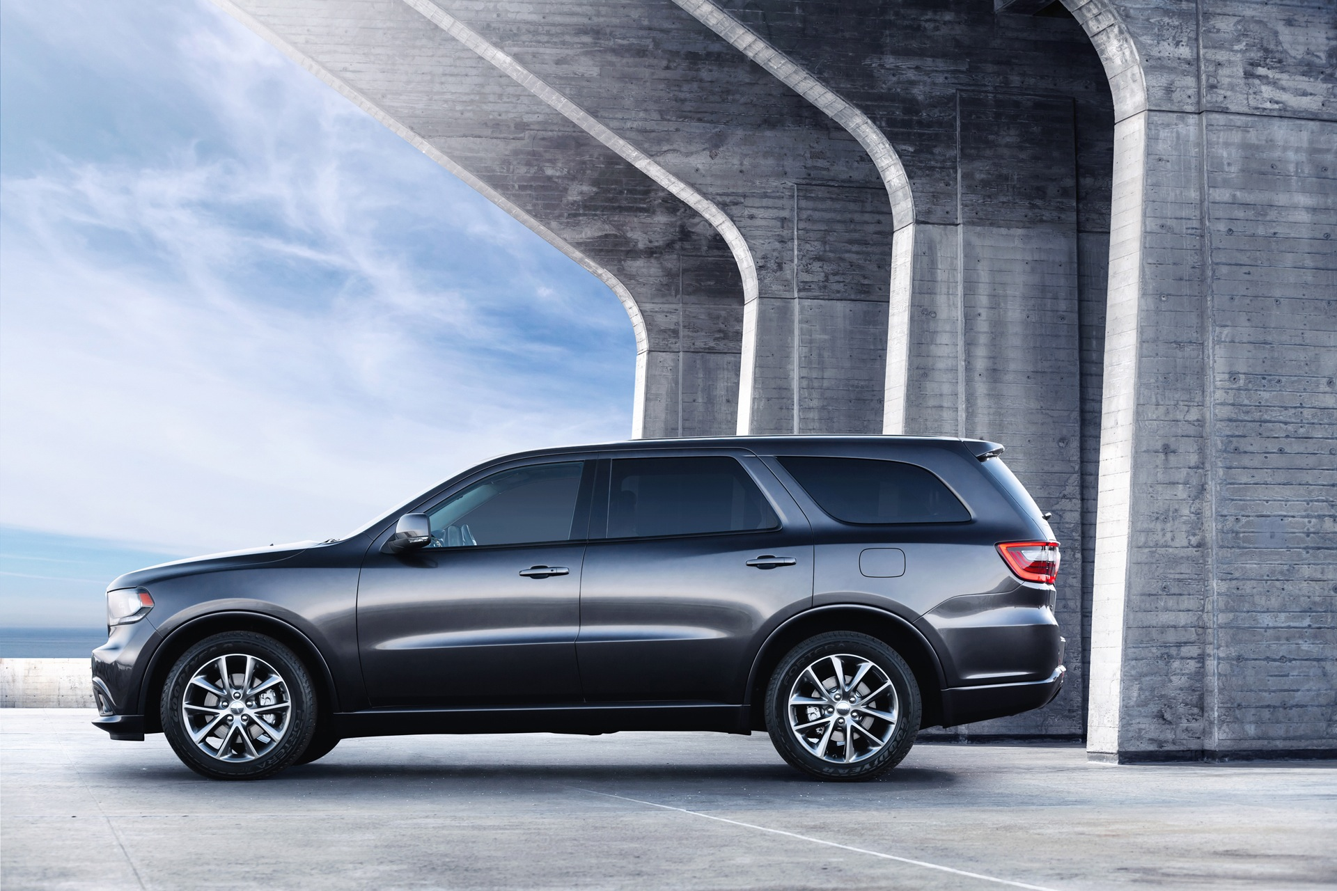 Brown Toyota Charlottesville >> 2014 Dodge Durango Review, Ratings, Specs, Prices, and Photos - The Car Connection