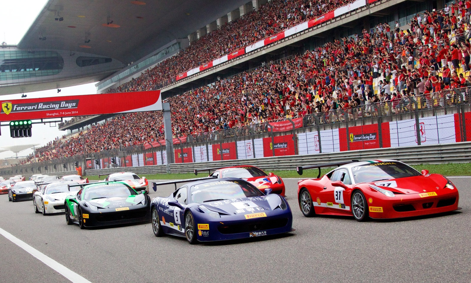 Ferrari Forms Partnership With Shangri La Hotels And Resorts