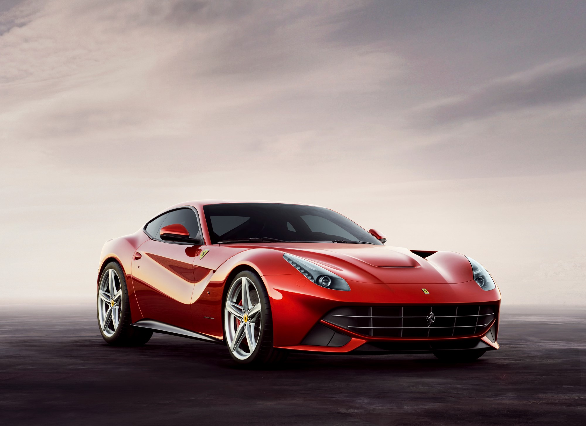 2016 Ferrari F12 Berlinetta Review Ratings Specs Prices