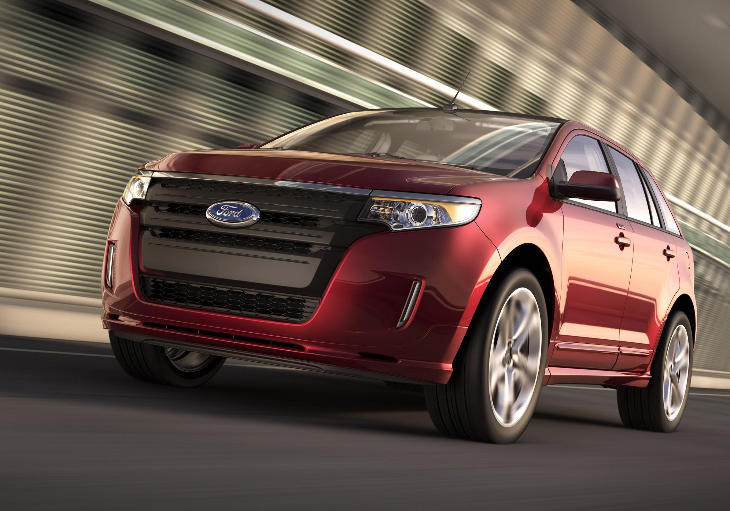 форд edge 2014