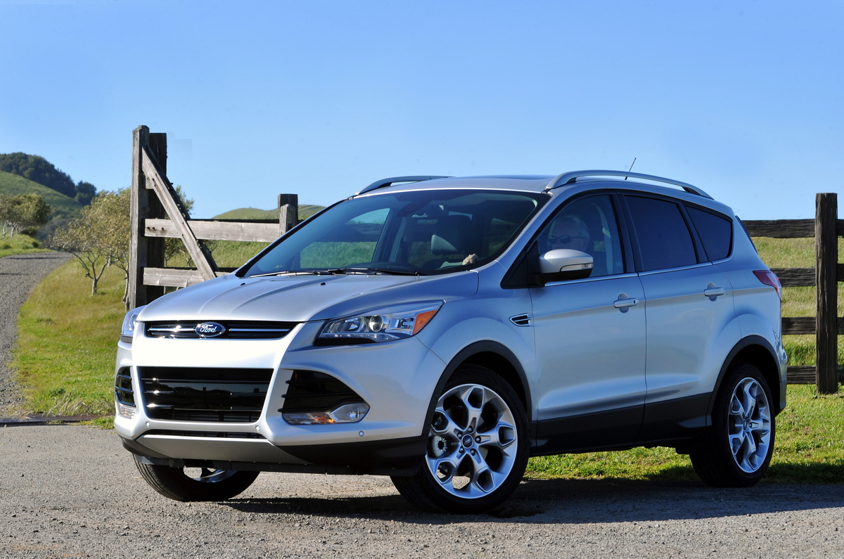 2014 ford escape quality review the car connection. Black Bedroom Furniture Sets. Home Design Ideas