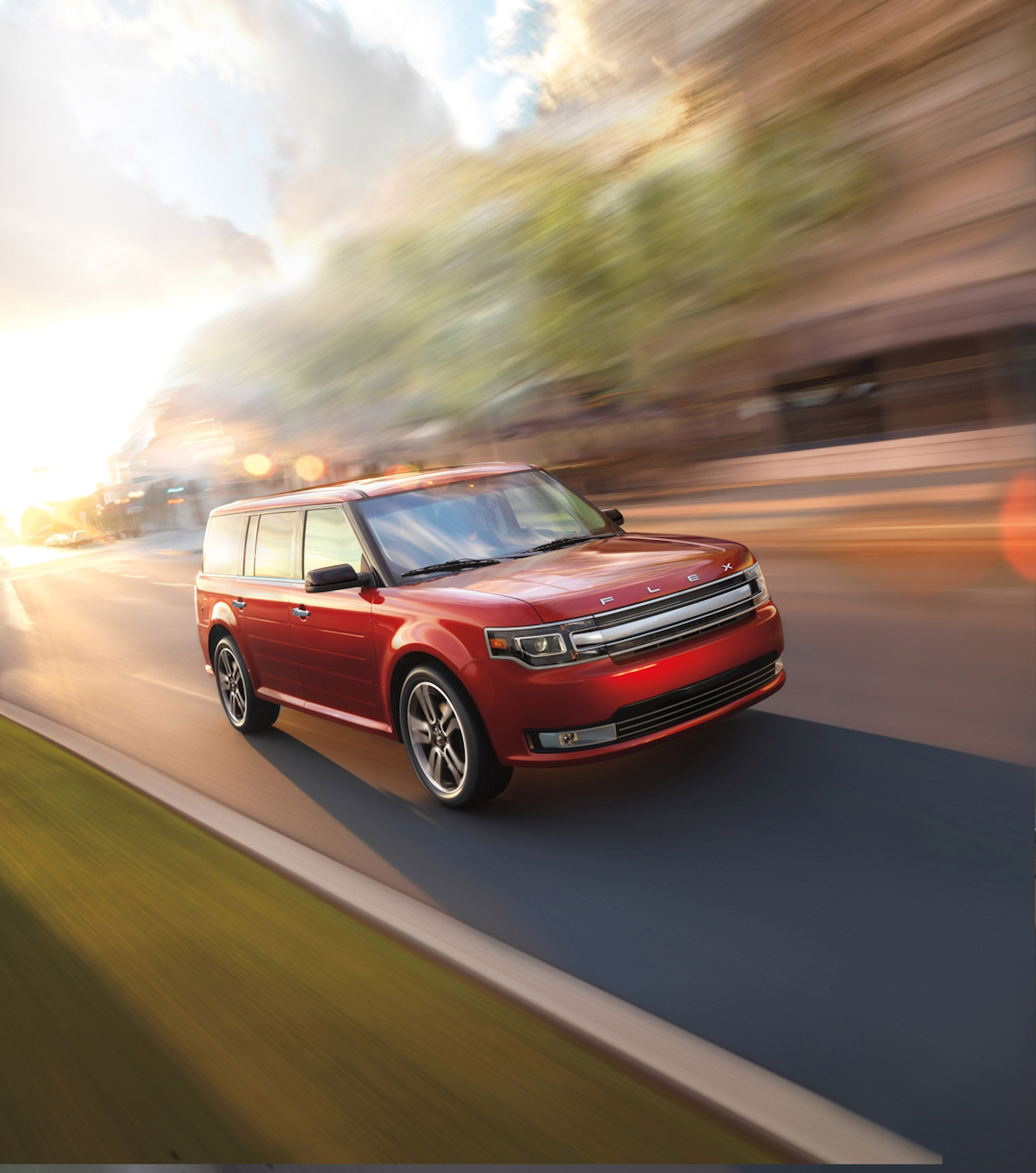 Albuquerque Volkswagen: 2016 Ford Flex Review, Ratings, Specs, Prices, And Photos