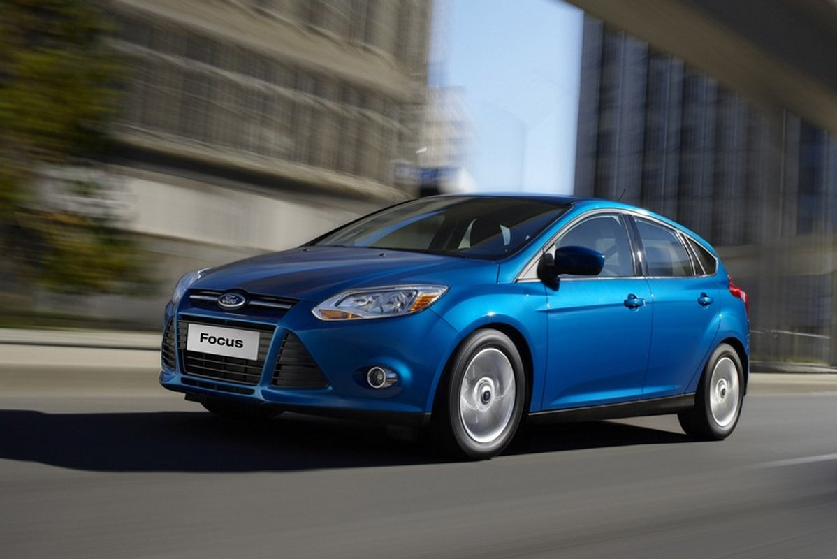 2014 ford focus review ratings specs prices and photos the car connection. Black Bedroom Furniture Sets. Home Design Ideas